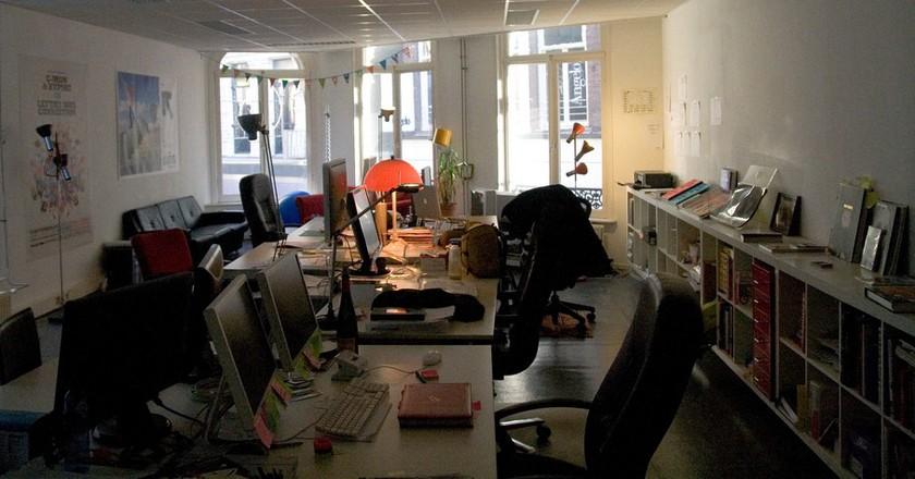 A co-working space | © Alper Çuğun / Flickr