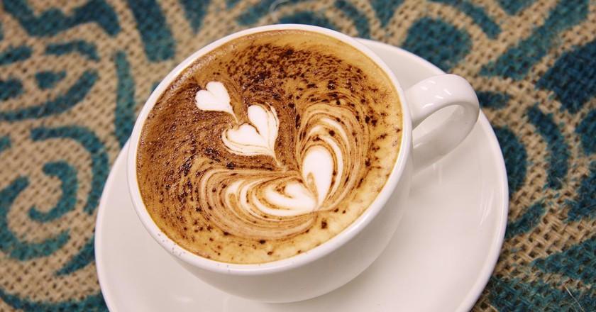 Latte Art | © Richard / Flickr