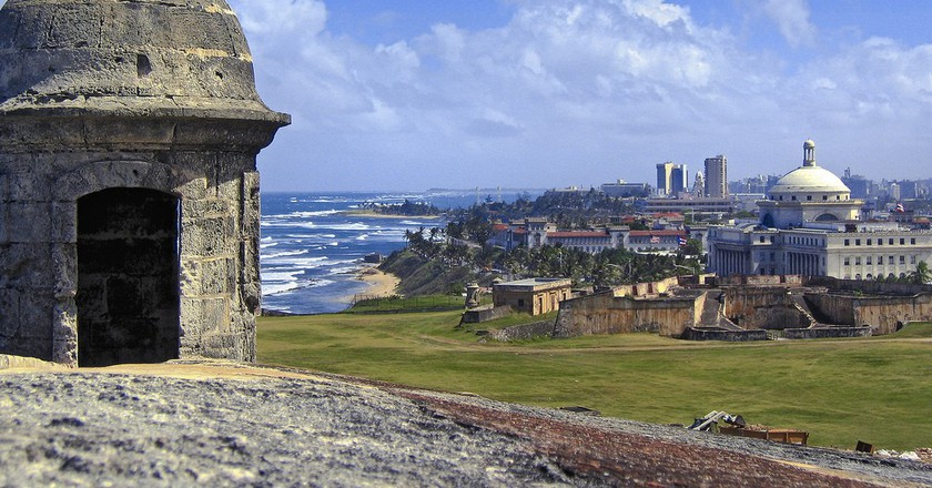San Juan. Fort San Cristobal. Puerto Rico   © Tomás Fano/Flickr