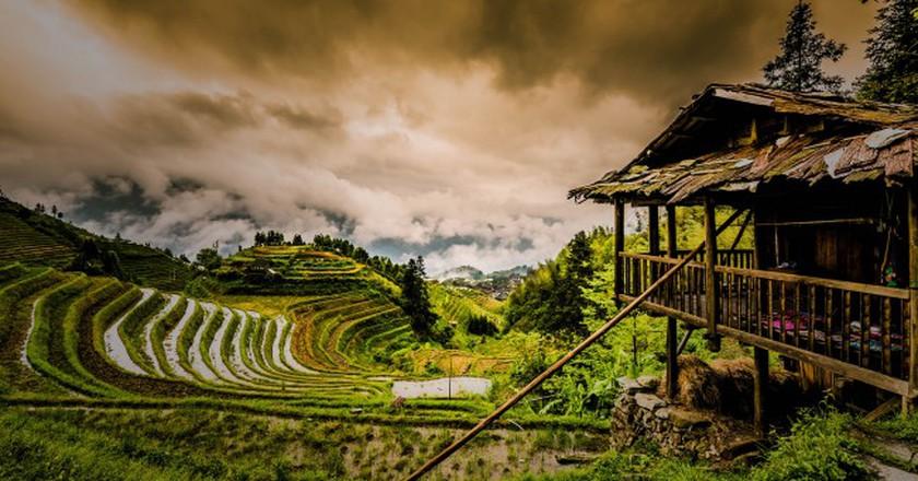 Longsheng, China|©Tim Benedict Pou/Flickr