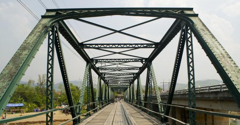 Memorial Bridge of Pai  | Courtesy of Kelly Iverson
