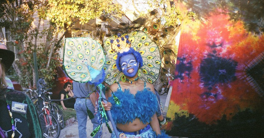 Mardi Gras in New Orleans | Mondo06Blueface2 / Flickr