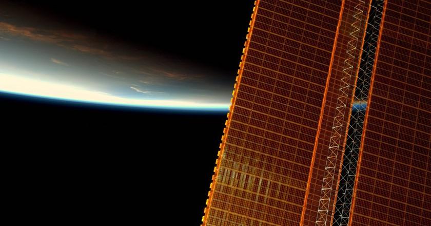 Image Credit: Thomas Pesquet/ESA/NASA