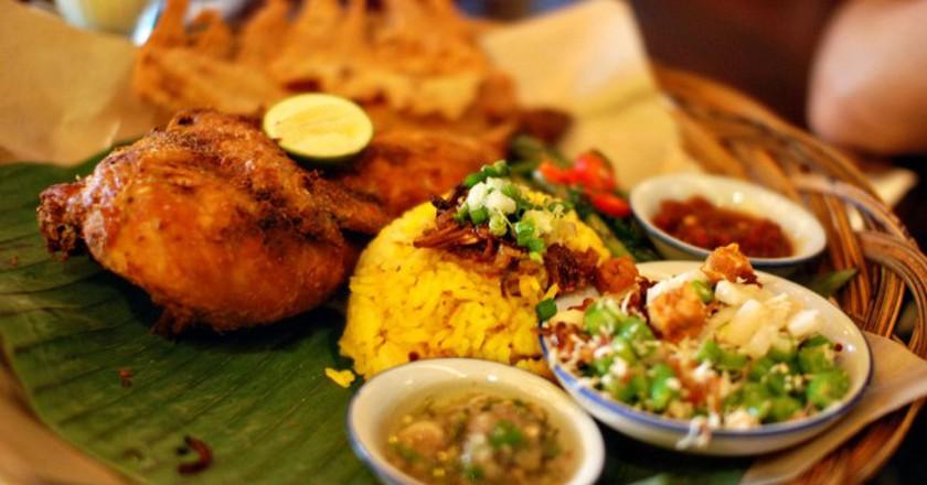 Balinese Traditional Food | © amrufm / Flickr