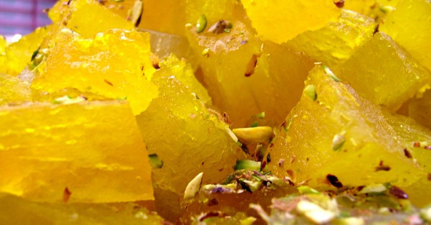 Indian sweets © Laura/Flickr