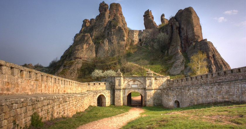 A Brief History of Bulgaria's Belogradchik Fortress