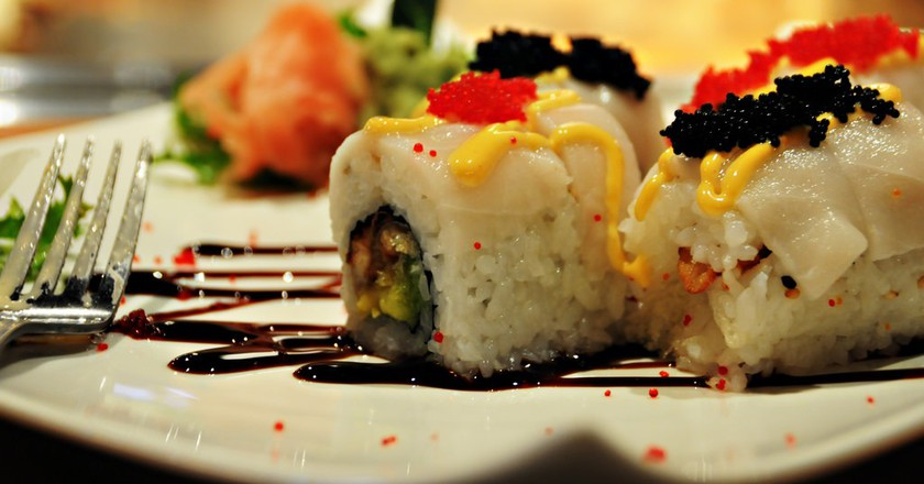 Sushi | © SubtlePanda/Flickr