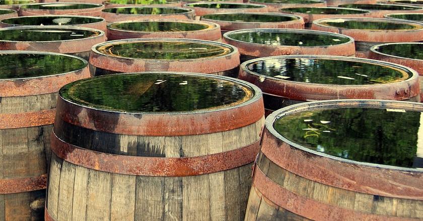 Islay Barrels   © Yves Jusot/Flickr