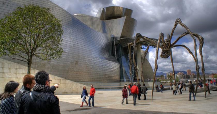 Guggenheim Bilbao   ©Vicente Villamón / Flickr