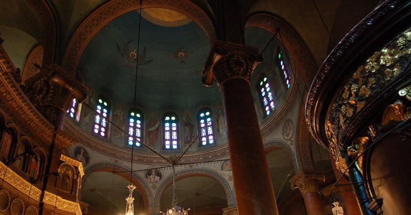 Coptic Cairo | © Tristan Clarke / flickr