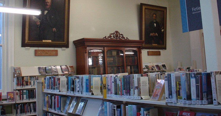 The Leys Institute Ponsonby Community Library | © Teacher Traveler/Flickr