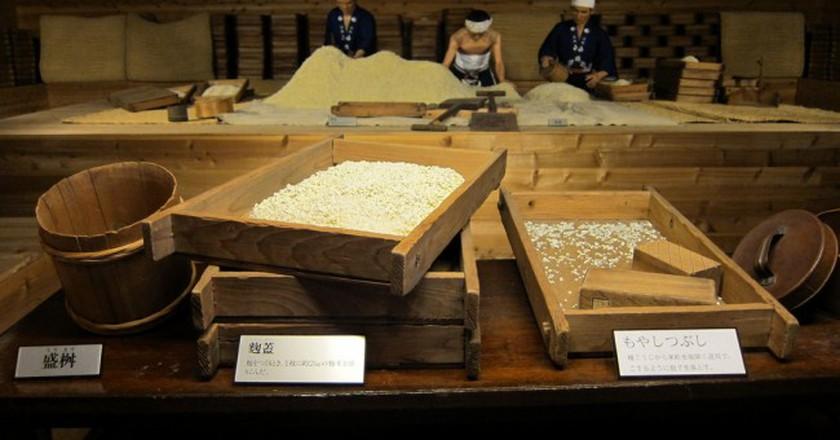 Hakutsuru Sake Brewery Museum   ©hslo/Flickr