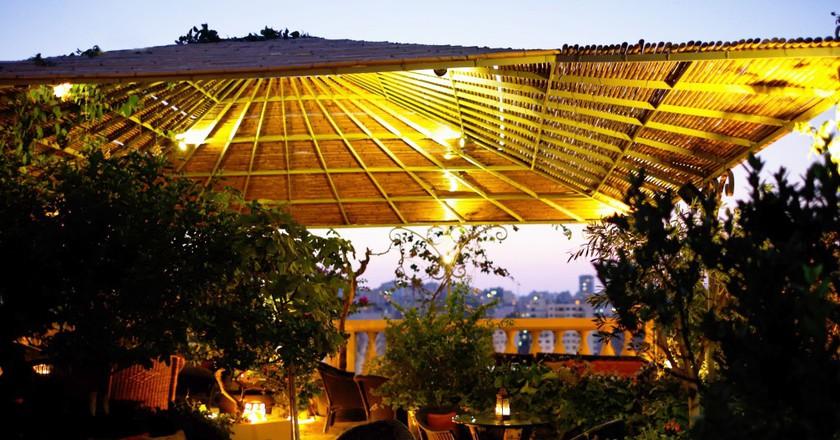 Night Terrace, Albergo Hotel | Courtesy of Albergo Hotel