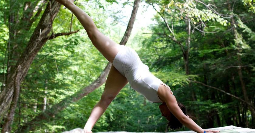 Yoga | © Matthew Ragan/Flickr