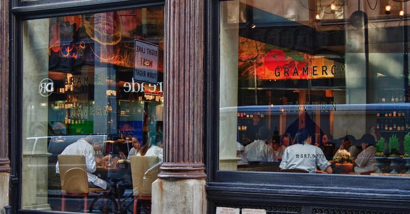 Gramercy Tavern   © London Road/Flickr