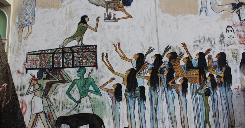 Street Art in Egypt |©  Gigi Ibrahim / flickr