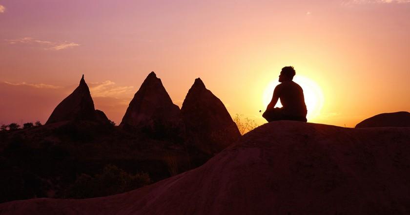 Meditation   © Moyan Brenn / Flickr