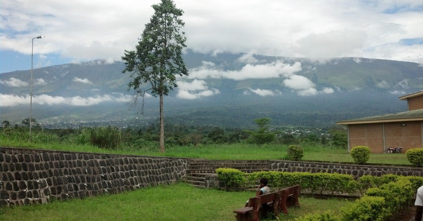 Mount Cameroon from Buea, Camerron. | Courtesy AfricaTravelAssociation, Flickr.