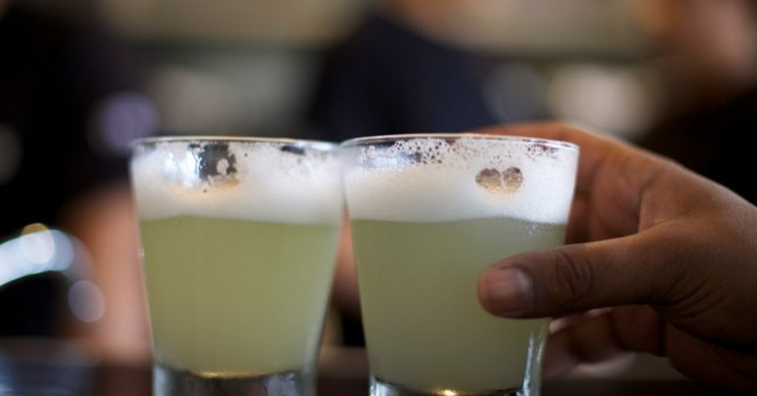Pisco Sour | © Cathrine Lindblom Gunasekara/Flickr