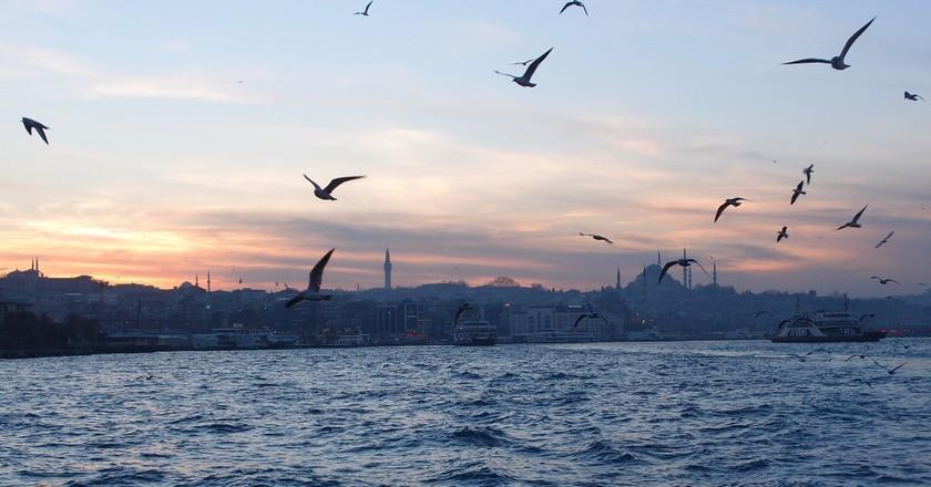 Bosphorus Cruise | © Guilhem Vellut/Flickr