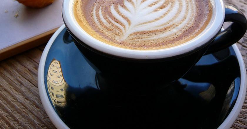 Kreuzberg's most beloved coffee | © Jessica Spengler/Flickr