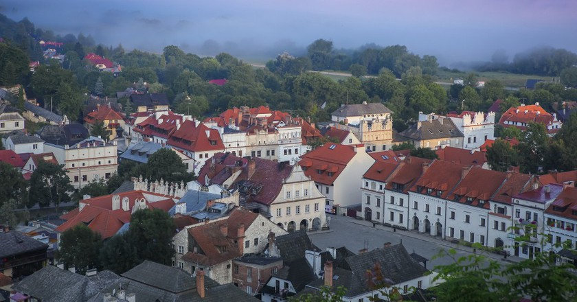 Kazimierz Dolny   © Ministry of Foreign Affairs of the Republic of Poland / Flickr