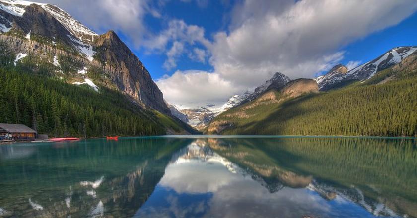 Lake Louise in Banff National Park | © Juan Alberto Garcia Rivera / Flickr