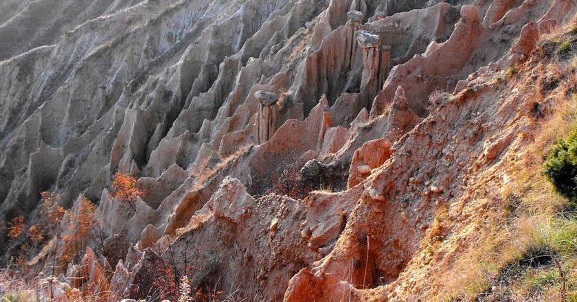 Stob Pyramids I © ABesheva/WikiCommons