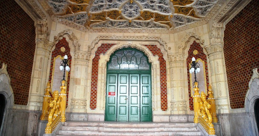 Museum of Applied Arts Budapest | © anna schwelung / Wikimedia Commons