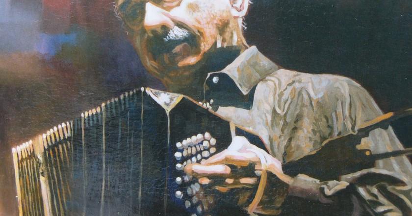Astor Piazzolla popularized variations of tango | © Monica Figuerola Astor Piazzolla/Flickr