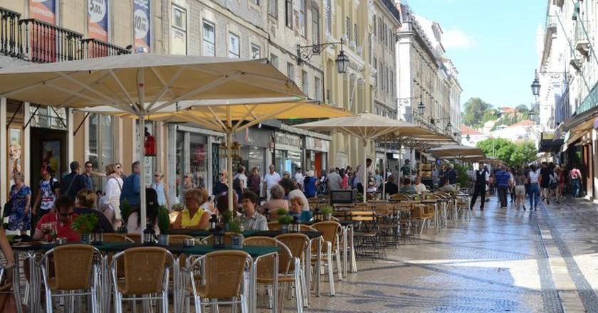 Rua de Augusta   Pixabay
