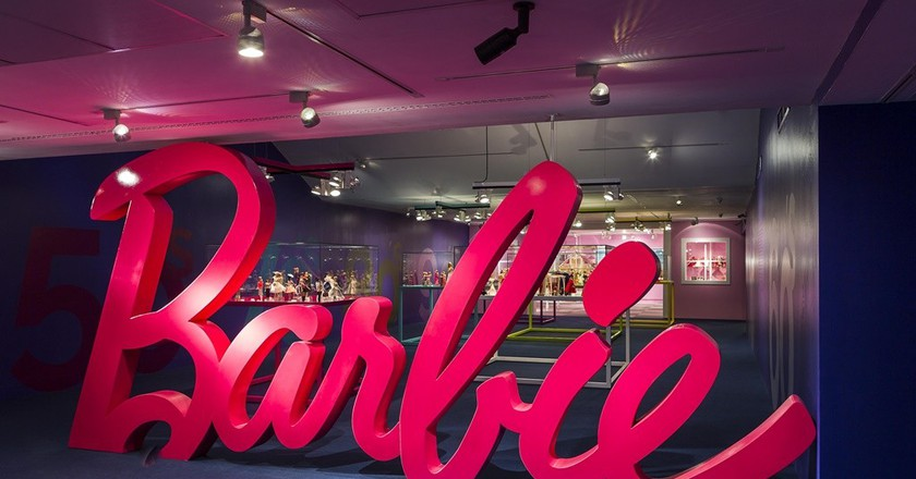 Check out the Barbie exhibition in Madrid this spring | © Fundación Canal