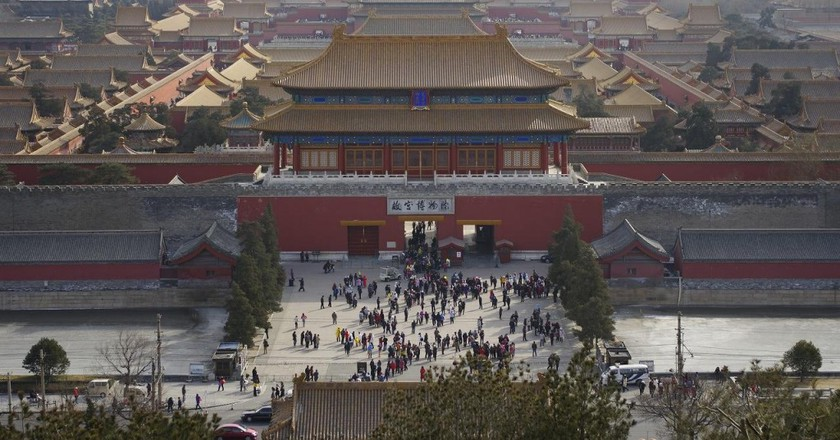 The palace museum in Beijing, China |© Tomoaki INABA/Flickr