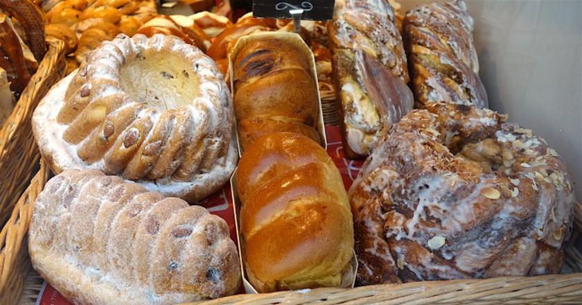Bakery delights | ©Sylvia Edwards Davis