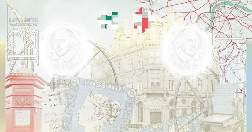 British Passport 'Creative United Kingdom' Passport | © Christopher Nield/Creative Commons