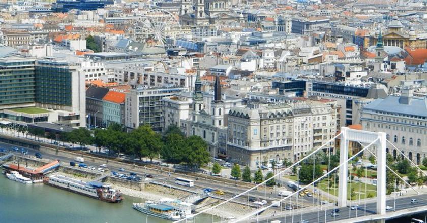 View over Budapest   | Pixabay