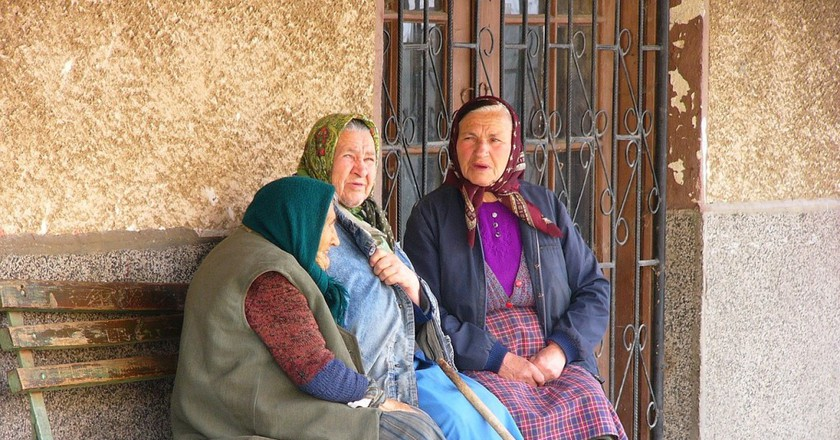 Bulgarian old ladies | Pixabay
