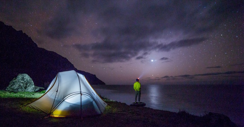 Why Camping Might Be The Cure For Insomnia