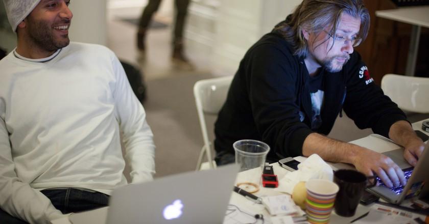 Stockholm loves coworking | ©Erik Starck/Flickr