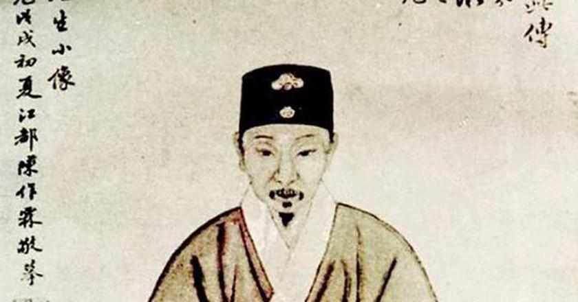 Tang Xianzu | ©Symane/Wikimedia Commons