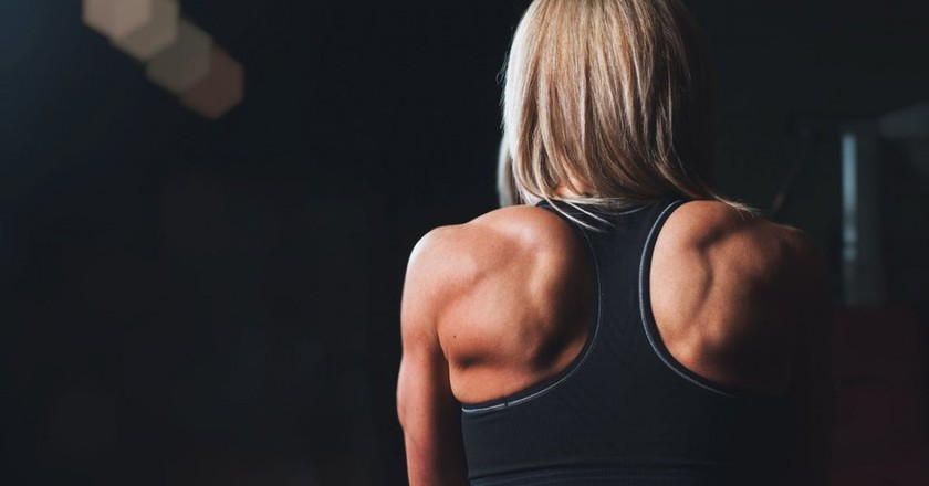 Fit woman | Pexels