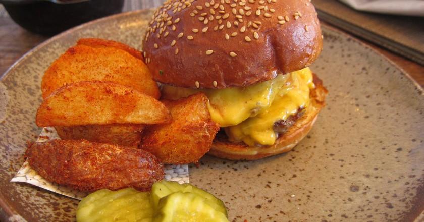 Husk burger   © Daniel Zemans / Flickr