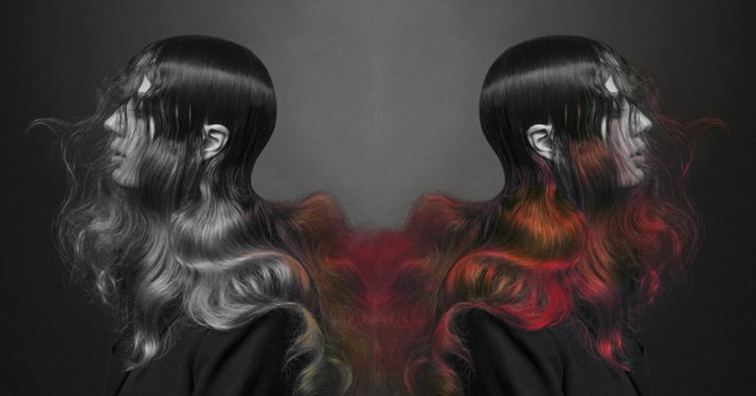This Amazing Hair Dye Changes Colour According to Your Environment