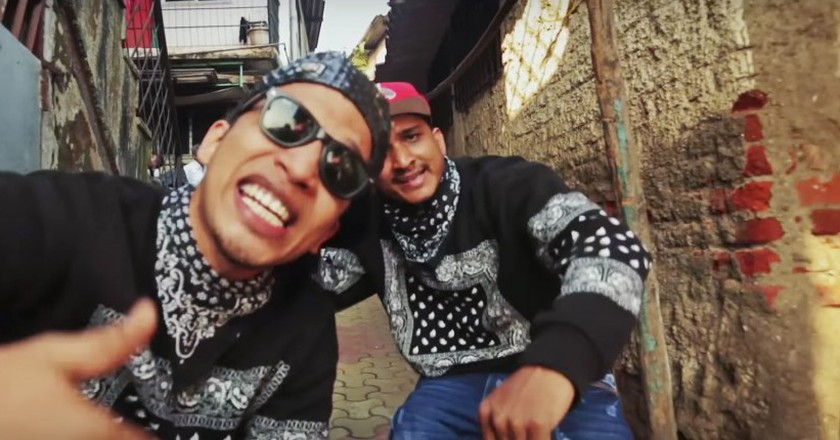 Mere Gully Mein- DIVINE feat. Naezy | © Sony Music India/Youtube