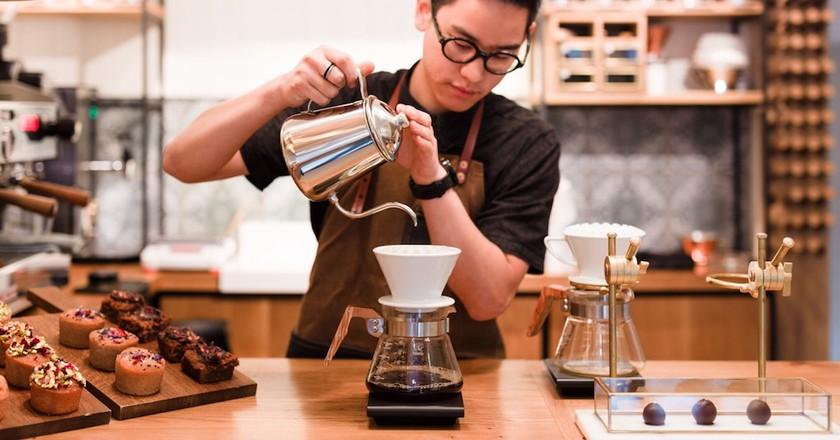 Coffeewerk + Press | © Nathalie Marquez Courtney / Courtesy of Coffeewerk + Press