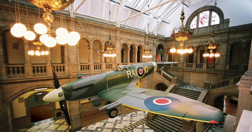 Kelvingrove Art Gallery And Museum   Courtesy Of Glasgow Life