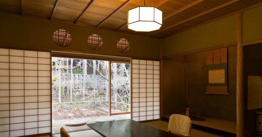Kyoto Ryokan| © City Foodsters  Flickr