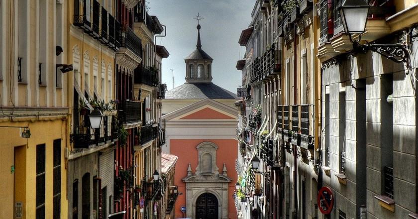 Lavapiés, the anti-glamour neighborhood of Madrid | © Jose.Madrid / Flickr
