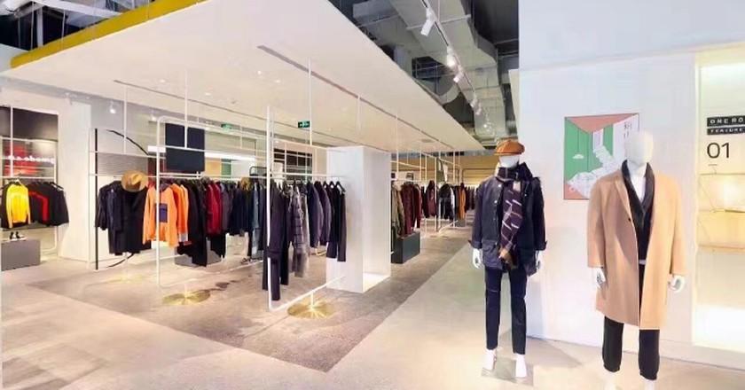 Chinese Fashionistas' New Shopping Paradises