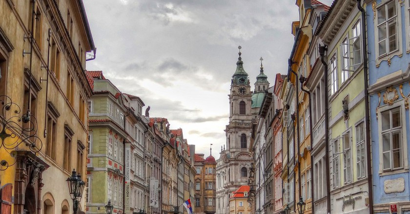 Malá Strana District, Prague | © Yannick Loriot/Flickr